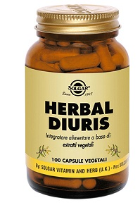 HERBAL DIURIS 100 CAPSULE VEGETALI - Farmacia 33