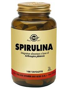 SPIRULINA 100 TAVOLETTE - Antica Farmacia Del Lago