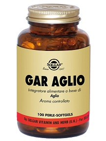 GAR AGLIO 100 PERLE - Farmafirst.it