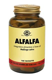 ALFALFA 100 TAVOLETTE - Farmacia Castel del Monte