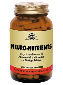 NEURO-NUTRIENTS 30 CAPSULE VEGETALI - Farmaci.me