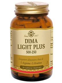 DIMA LIGHT PLUS 50 CAPSULE VEGETALI - Farmacia Castel del Monte