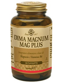 DIMA MAGNUM MAG PLUS 100 TAVOLETTE - Farmafamily.it