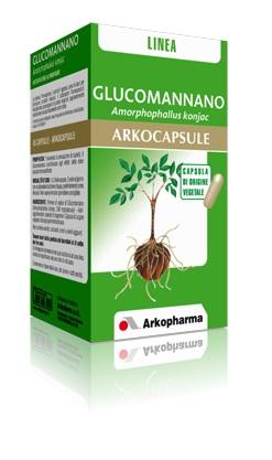 ARKO CAPSULE GLUCOMANNANO 45 CAPSULE - Farmajoy