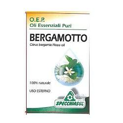 BERGAMOTTO OLIO ESSENZIALE PURO 10 ML - Farmafamily.it