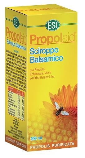 PROPOLAID SCIROPPO BALSAMICA 200 ML - Zfarmacia