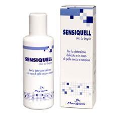 SENSIQUELL OLIO BAGNO 200ML - Turbofarma.it
