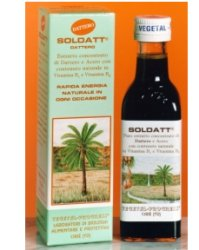 SOLDATT ESTRATTO CONCENTRATO DATTERO 100 ML - Farmastar.it