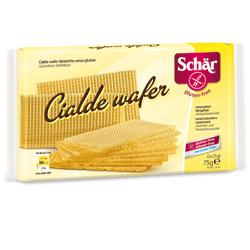 SCHAR CIALDE WAFERS 75 G - Farmajoy