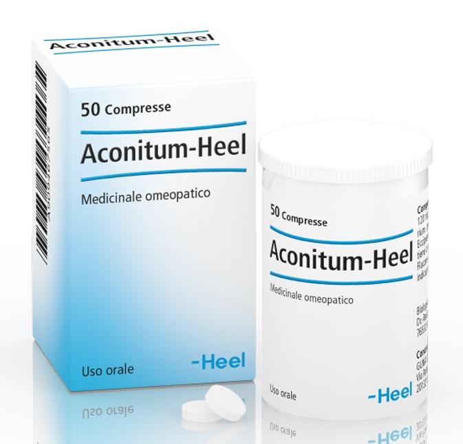 Guna Aconitum Heel 50 Compresse - Farmastar.it