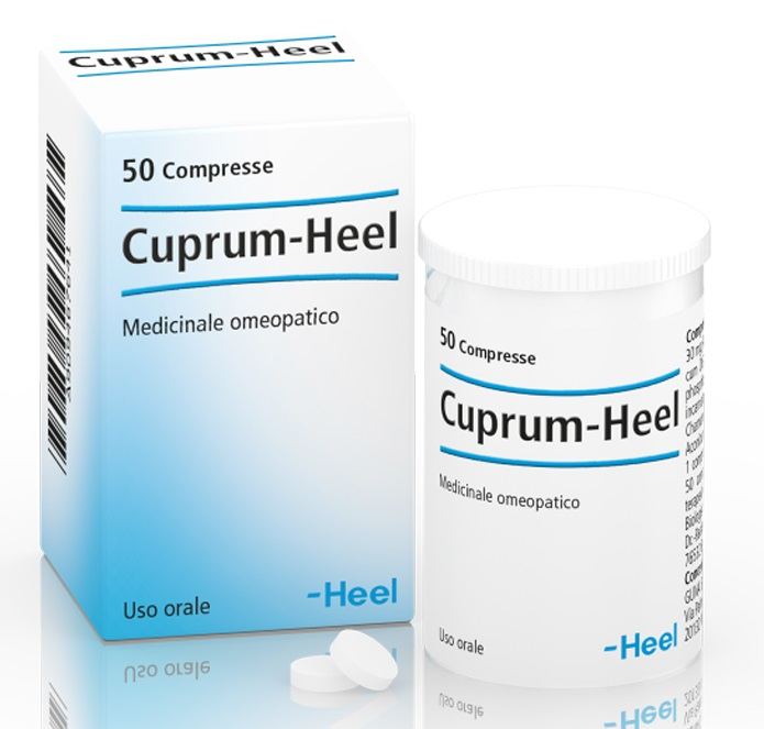 HEEL CUPRUM 50 TAVOLETTE - Farmafirst.it