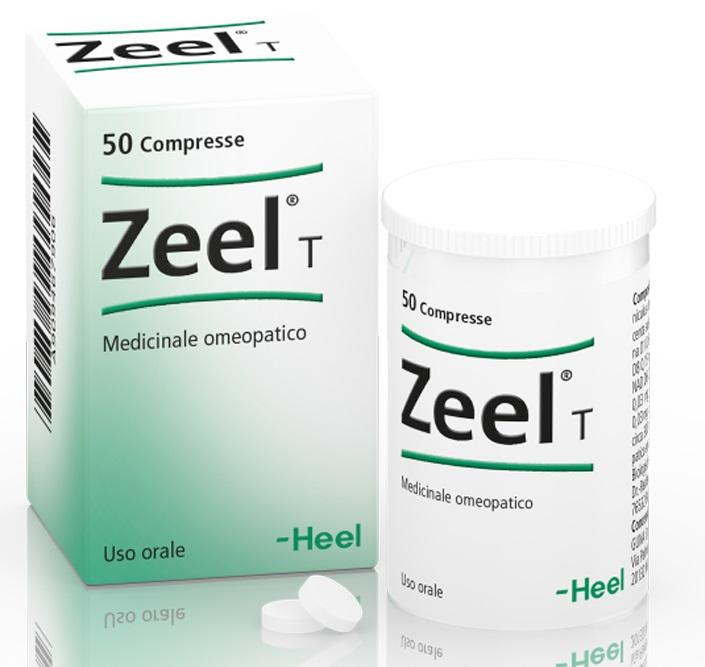 HEEL ZEEL T 50 COMPRESSE - La farmacia digitale