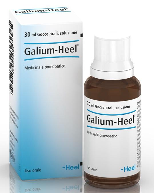 HEEL GALIUM GOCCE 30 ML - Farmajoy