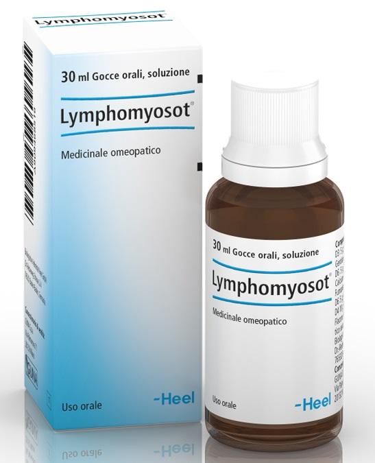 HEEL LYMPHOMYOSOT GOCCE 30 ML - Farmafirst.it