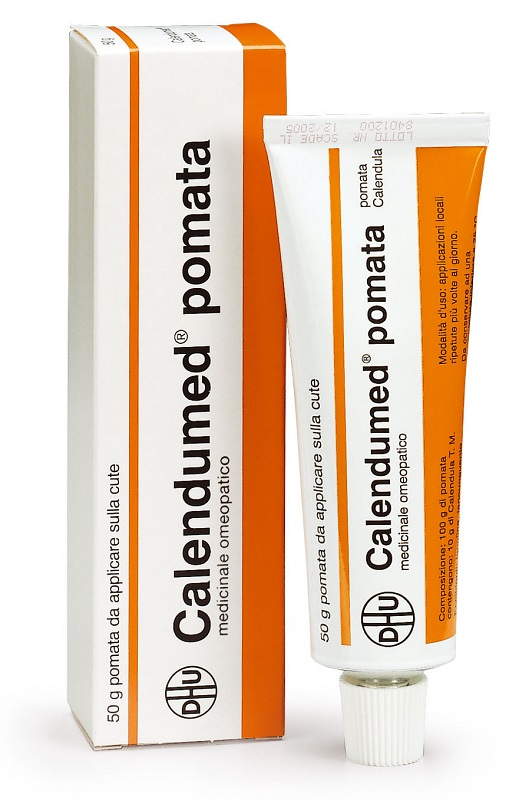 CALENDUMED POMATA DHU 50 G - La farmacia digitale