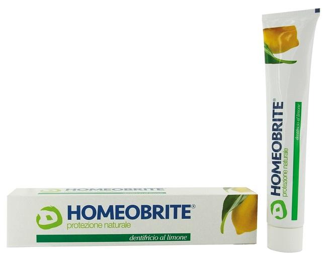 HOMEOBRITE DENTIFRICIO LIMONE-909773412