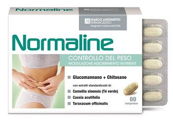 NORMALINE 60 COMPRESSE - Farmacia Basso