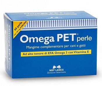OMEGA PET BLISTER 60 PERLE - Farmaunclick.it