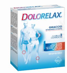 DOLORELAX ICE BAG GHIACCIO BUSTA 2 PEZZI - Farmia.it