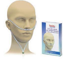 Safety Occhiale Per Ossigenoterapia