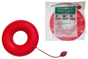 CIAMBELLA GONFIABILE DELUXE 43-909892871