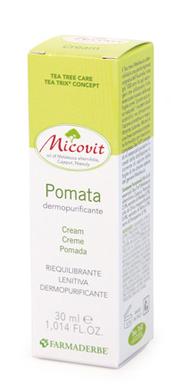 MICOVIT POMATA 30 ML - Carafarmacia.it