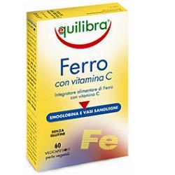 FERRO VITAMINA C 60 PERLE -