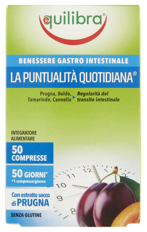 LA PUNTUALITA QUOTIDIANA 50 COMPRESSE - Farmaseller