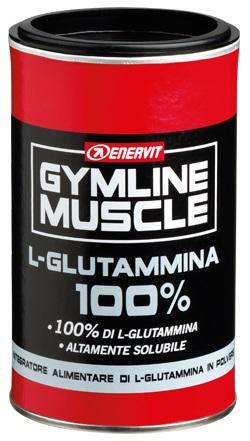 GYMLINE MUSCLE L-GLUTAMMINA 200 G - Farmacia 33