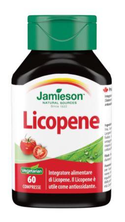LICOPENE JAMIESON 60 COMPRESSE - Farmacia Centrale Dr. Monteleone Adriano