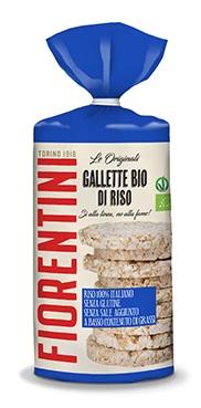 GALLETTE RISO BIO 120 G - FARMAPRIME