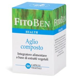 AGLIO COMPOSTO 50 CAPSULE 29,5 G
