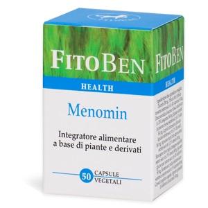 MENOMIN ERBE 50 CAPSULE DA 43 G