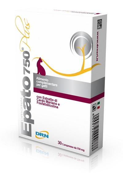 EPATO 750 PLUS 30 COMPRESSE GATTI - Farmafamily.it