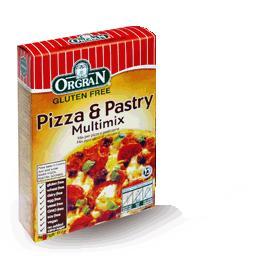 ORGRAN MIX PIZZA 375 G