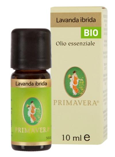 LAVANDA OLIO ESSENZIALE BIO 10 ML - Farmawing