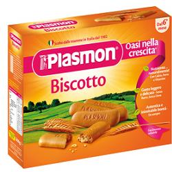 PLASMON BISCOTTI 720 G - Farmafamily.it