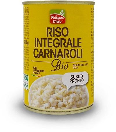 RISO INTEGRALE CARNAROLI PRONTO BIO 400 G - farmaciafalquigolfoparadiso.it