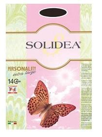 Solidea Personality 140 DEN Collant Compressivo Colore Cammello Taglia 4 XXL