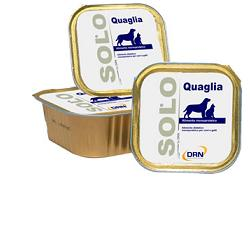 SOLO QUAGLIA CANI/GATTI 300G - Spacefarma.it
