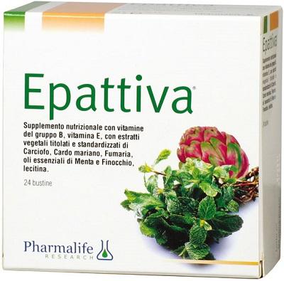PHARMALIFE EPATTIVA 24 BUSTINE 4 G - Iltuobenessereonline.it
