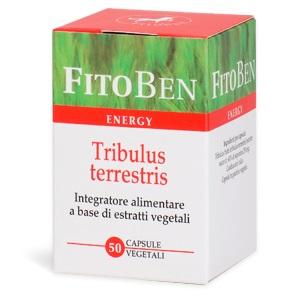 TRIBULUS TERRESTRIS 50 CAPSULE - FARMAEMPORIO