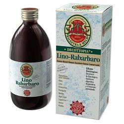 Tisanoreica Decottopia Lino-Rabarbaro Integratore 500 ml - latuafarmaciaonline.it