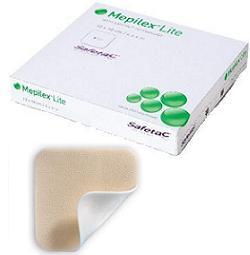 Mepilex Lite Medicazione 10x10 cm 5 Pezzi