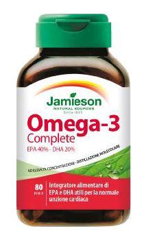 OMEGA 3 COMPLETE JAMIESON 80 PERLE - La farmacia digitale