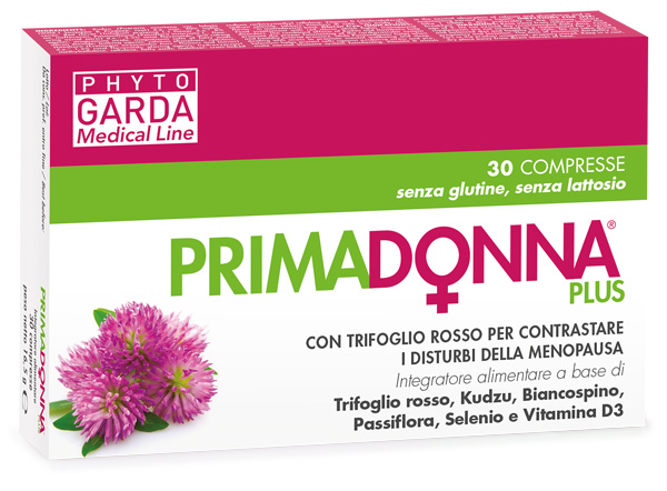 PRIMADONNA PLUS 30 COMPRESSE - Farmafamily.it