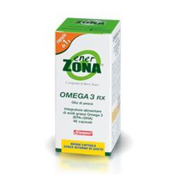 ENERZONA OMEGA 3 RX 48 CAPSULE - Farmaciaempatica.it