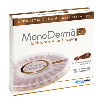 MONODERMA' C10 GEL 30 SOFT VEGICAPS DA 0,5 ML - Farmacia Bisbano