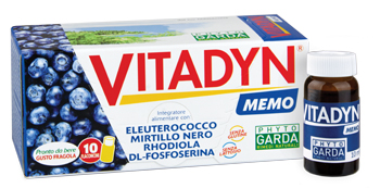 VITADYN MEMO 10 FLACONCINI 10 ML - La farmacia digitale