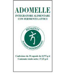 Bromatech Adomelle Integratore Alimentare Fermenti Lattici 30 Capsule - Farmastar.it